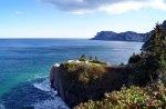 Magnifique Cap-Bon-Ami dans le parc national Forillon