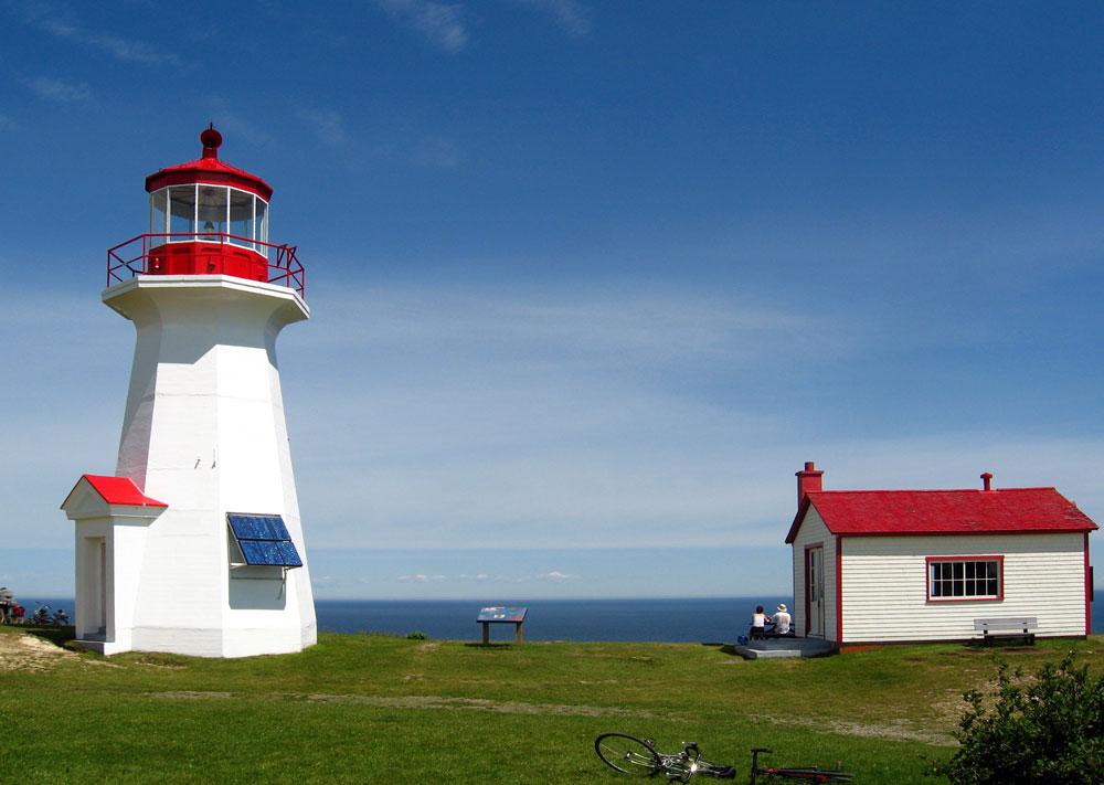 phare de Cap-Gaspé